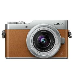 Panasonic Lumix GX800 + 12-32mm f/3.5-5.6 Asph Mega O.I.S. Brown/Silver 4K Mirrorless bezrcalni digitalni fotoaparat DC-GX800 s objektivom G Vario 12-32 Micro Four Thirds Digital Camera (DC-GX800KEGT)