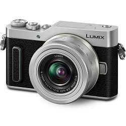 Panasonic Lumix GX880 + 12-32mm f/3.5-5.6 + 35-100mm f/4-5.6 Asph Mega O.I.S. Silver 4K Mirrorless digitalni fotoaparat DC-GX880 s objektivima G Vario 12-32 i 35-100 Micro Four Thirds (DC-GX880WEGS)