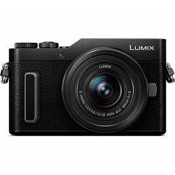 Panasonic Lumix GX880 + 12-32mm f/3.5-5.6 + 35-100mm f/4-5.6 Asph Mega O.I.S. Black 4K Mirrorless digitalni fotoaparat DC-GX880 s objektivima G Vario 12-32 i 35-100 Micro Four Thirds (DC-GX880WEGK)