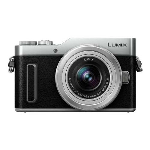 Panasonic Lumix GX880 + 12-32mm f/3.5-5.6 Asph Mega O.I.S. Black/Silver 4K Mirrorless bezrcalni digitalni fotoaparat DC-GX880 s objektivom G Vario 12-32 Micro Four Thirds Digital Camera (DC-GX880KEGS)