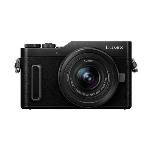 Panasonic Lumix GX880 + 12-32mm f/3.5-5.6 Asph Mega O.I.S. Black 4K Mirrorless bezrcalni digitalni fotoaparat DC-GX880 s objektivom G Vario 12-32 Micro Four Thirds Digital Camera (DC-GX880KEGK)
