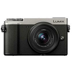 Panasonic Lumix GX9 + 12-32mm f/3.5-5.6 Asph Mega O.I.S. Silver 4K Mirrorless bezrcalni digitalni fotoaparat DC-GX9 s objektivom G Vario 12-32 Micro Four Thirds Digital Camera (DC-GX9KEG-S)