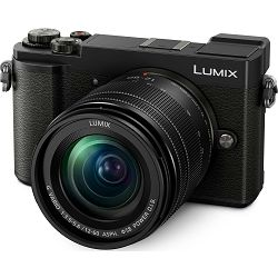 Panasonic Lumix GX9 + 12-60mm f/3.5-5.6 ASPH POWER O.I.S. DC-GX9 (DC-GX9MEG-K) Mirrorless bezrcalni digitalni fotoaparat s objektivom 12-60 Micro Four Thirds Digital Camera MFT