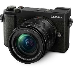 Panasonic Lumix GX9 Body Black 4K Mirrorless bezrcalni digitalni fotoaparat tijelo DC-GX9 Micro Four Thirds Digital Camera (DC-GX9EG-K)