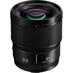 Panasonic Lumix S 85mm f/1.8 portretni telefoto objektiv L-Mount (S-S85)