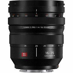 Panasonic Lumix S PRO 16-35mm f/4 širokokutni objektiv za L-Mount (S-R1635E)