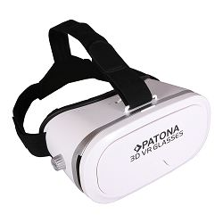 Patona VR 3D Virtual Reality Glasses for Smartphones from 3,5