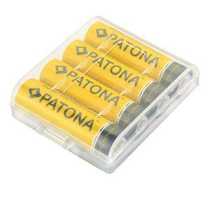 Patona 4xAAA 900 mAh punjive baterije + kutijica (micro LR6) Ni-Mh ready to use