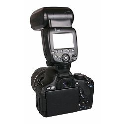 Patona 600EX-RT Speedlite bljeskalica blic flash za Canon fotoaparat E-TTL II HSS GN60 600EX RT