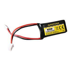 Patona baterija RC Akku 3,7V 420mAh Walkera Li-Polymer für Hubsan X4, Galaxy Visitor