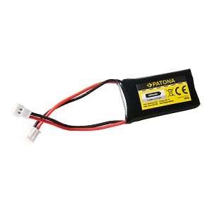Patona baterija RC Akku 3,7V 600mAh Walkera Li-Polymer für Syma X5 Drohne, Walkera CB100