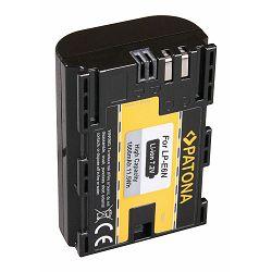 Patona baterija za Canon LP-E6N 1600mAh 7.2V 11.5Wh (EOS 6D 5D III 5DsR 7D II 80D 70D 60D 5D II XC10 5Ds 60Da) Lithium-Ion Battery Pack