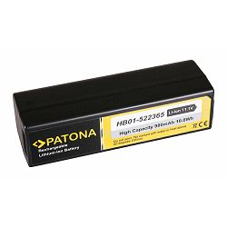 Patona baterija za DJI Osmo 980mAh 11.1V Lithium-Ion Battery Pack