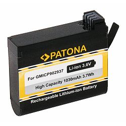 Patona baterija za Garmin Virb Ultra 30, 010-01529-03, 010-12389-15, GMICP902937
