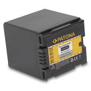 Patona baterija za Panasonic 2100mAh CGA-DU21 NV-GS250 NV-GS150 NV-GS140 NV-GS75