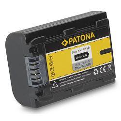 Patona baterija za Sony NP-FH50 700mAh 6.8V 4.8Wh  NP-FH30  DCR-SR37 DCR-SR37E DCR-SR38E DCR-SR48E DCR-SR77E NP-FH70 NP-FH100 NP-FH40 NP-FP50 Alpha A290 A390