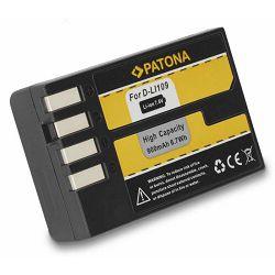 Patona D-Li109 900mAh 7.4V 6.6Wh baterija za Pentax K30 K-50 K-500 K2 K-2 K-R KR Li109 Lithium-Ion Battery Pack