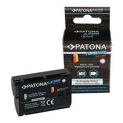 Patona EN-EL15 Platinum 2040mAh 14.3Wh 7V baterija za Nikon Z7, Z6, D850, D750, D500, D810, D610, D600, D7200, D7100, D7000, D800, D810A, D800E, 1 V1 EN-EL15