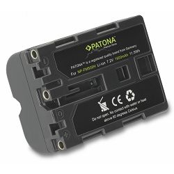 Patona FM500H Premium za Sony Alpha A100 A100H 57 65 NP-FM500H