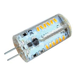 Patona LED G4 SMD 3014 2.5W 42x16mm 12V 3000K 250lm 360° A+ warmwhite silicone body