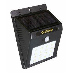 Patona LED TR-16 Solar Motion Sensor Light 50LUX/1m 800mAh solarna lampa sa senzorom za automatsko uključivanje