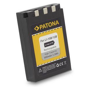 Patona Li-10B Li10B 900mAh 3.7V baterija za Olympus C-50, C-60, C-5000, C-760, C765 Ultra Zoom, C-770