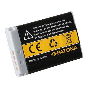 Patona NB-13L 1010mAh 3.6V 3.6Wh baterija za Canon PowerShot G7x Lithium-Ion Battery Pack