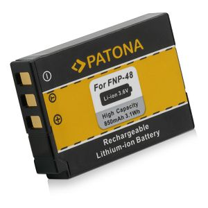 Patona NP-48 za Fujifilm X-Q1 Li-Ion baterija