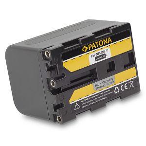Patona NP-QM71 baterija 2600mAh za Sony NP-FM71, NP-QM71, NP-FM70, NP-QM70