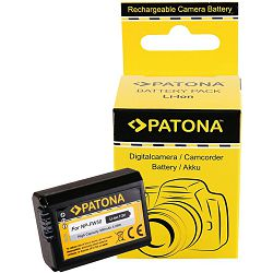 Patona NP-FW50 950mAh 6.8Wh 7.2V baterija za Sony NEX.3, NEX.3C, NEX-C3, NEX.5, NEX.5A, NEX.5C, NEX.5D, NEX.5K, NEX-5N, NEX-7, NEX-7B, NEX-7C, NEX-7K, A33, A55, NPFW50 Rechargeable Lithium-Ion Battery