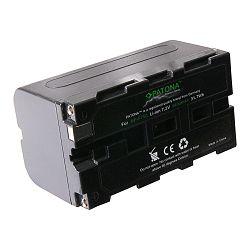 Patona NP-F750 Premium 4400mAh 31.7Wh 7.2V baterija za Sony, Atomos, Aputure s NP-Fxxx prihvatom NP-F330, NP-F530, NP-F550, NP-F730, NP-F770, NP-F750SP, NP-F930, NP-F950, NP-F960, NP-F970, NP-F990