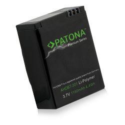 Patona Premium baterija za GoPro Hero3+ AHDBT-201, AHDBT-301, AHDBT-302, AHDBT201, AHDBT301, AHDBT-302 1180mah 4.4Wh 3.7V