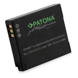 Patona Premium baterija za Panasonic DMW-BCM13 BCM13 DMC-TZ41 DMC-TS5 DMC-FT5 DMC-ZS30 DMC-TZ40 1250mAh 4.5Wh 3,6V