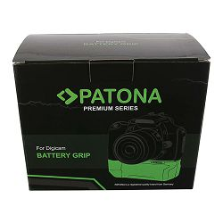 Patona Premium Držač baterija za Nikon D7100 D7200 MB-D15H Battery Grip for 1x EN-EL15 batterie incl. IR wireless control