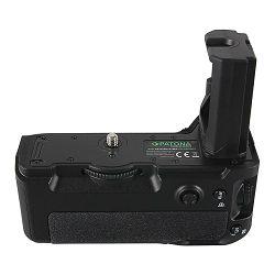 Patona Premium Držač baterija za Sony Alpha a9 II, a7R IV, a7 IV, a7M4, a7R4 VG-C4EMRC Battery Grip for 2x NP-FZ100 batteries including wireless control