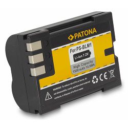 Patona PS-BLM1 1500mAh 10.8Wh 7.2V baterija za Olympus E-3 E-30 E300 E330 E500 E510 E520