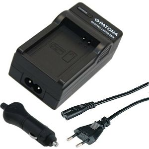 Patona punjač VBN130 VBN130E VBN260 VBN260E HDC-SD800 SD900 za Panasonic