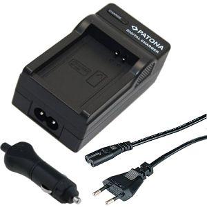Patona punjač za EN-EL14 i EN-EL14a bateriju za Nikon D5600, D5500, D5300, D5200, D5100, D3400, D3300, D3200, D3100, Coolpix P7100, P7000, P7700, MH-24