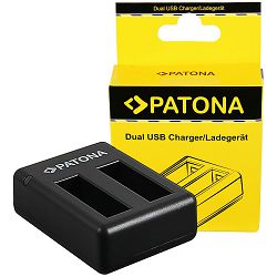 Patona USB Dual Charger punjač za Insta360 One X Action Cam