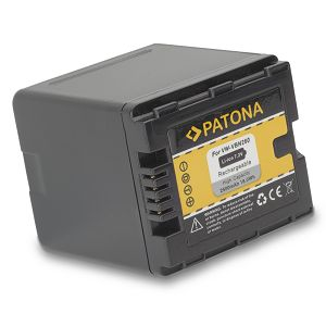 Patona VW-VBN260 2500 mAh 7.2V baterija za Panasonic VW-VBN390 VW-VBN260 VW-VBN130 HDC-SD800