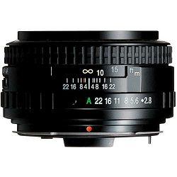 Pentax 75mm f/2.8 Standardni objektiv fiksne žarišne duljine prime lens SMC FA 645 (26121)