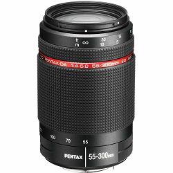 Pentax HD Pentax-DA 55-300mm f/4-5.8 ED WR objektiv