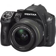 Pentax K-30 black + + 18-55mm WR + 50-200mm WR