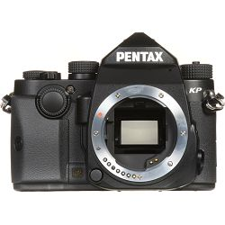 Pentax KP + 18-50mm f/4-5.6 DC WR RE Black KIT DSLR Crni Digitalni fotoaparat HD DA 18-50 f/4.0-5.6 f4-5.6 4-5.6 (1601700)