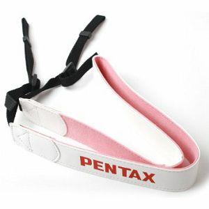 Pentax White Neck strap