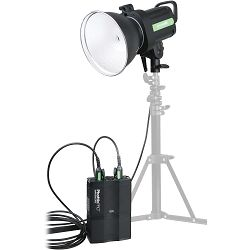 Phottix Indra 500 TTL Studio Light and Battery Pack Kit EU SKU 00306 studijska rasvjeta