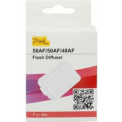 Pixel Flash Bounce difuzor za blic bljeskalicu Metz 58 AF, 50 AF, 48 AF