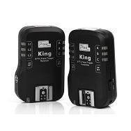 Pixel King Wireless TTL Flash Trigger set za Canon E-ttl HSS transmitter