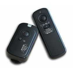 Pixel Oppilas RW-221 DC0 (N1) bežični daljinski okidač za Nikon D850, D810, D5, D500, D800, D300, D700, D200, D4, D4s, D3s, D3, D2, D1 Shutter Release Wireless