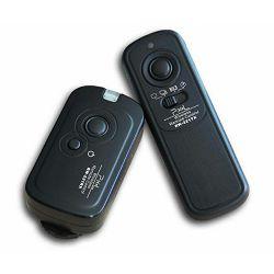 Pixel Oppilas RW-221 N3 (C3) bežični daljinski okidač za Canon EOS 6D II, 6D, 7D II, 7D, 5D IV, 5Ds, 5DsR, 5D III, 50D, 1Dx II, 1Dx, 1D Shutter Release Wireless